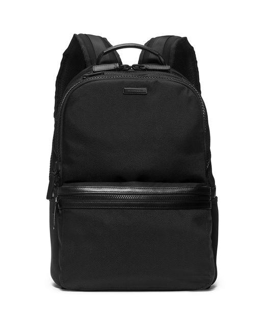 Michael Kors | Black Parker Nylon Backpack for Men | Lyst