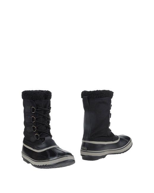 Sorel | Black Boots | Lyst