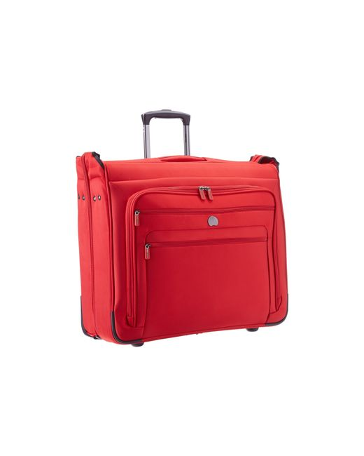 Delsey | Red Helium Sky 2.0 Trolley Garment Bag | Lyst