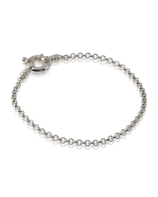 Links of London | Metallic Belcher Mini Bracelet | Lyst