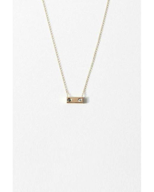 Still House | Metallic Enyo Gold Necklace | Lyst