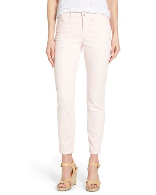 Women's Petite Size Alina Skinny Convertible Ankle Jeans. from $ 14 65 Prime. out of 5 stars Nine West. Women's Gramercy Skinny Crop. from $ 19 48 Prime. out of 5 stars 9. LEE. Women's Mid Rise Colored Skinny Pants CJZ from $ 22 .