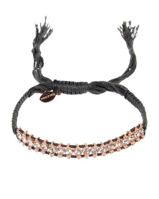 Shashi | Gray Bracelet | Lyst
