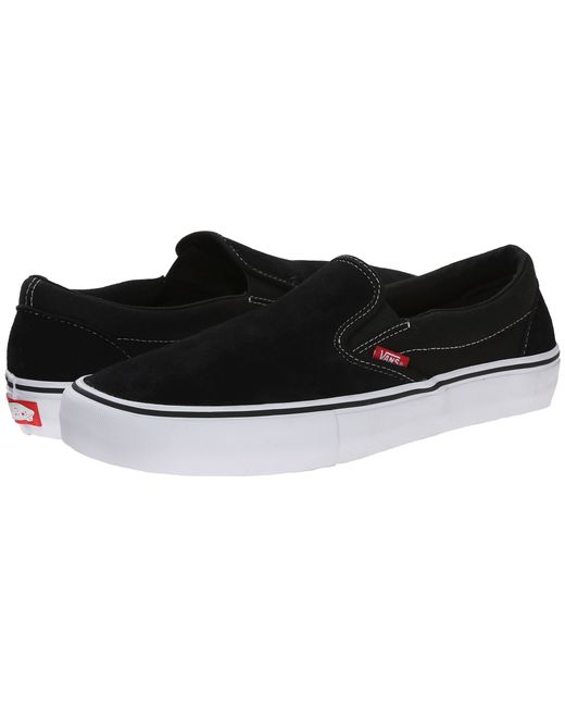 Vans | Black Slip-on Pro for Men | Lyst