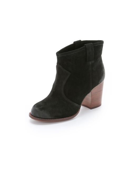 Splendid | Black Lakota Bootie | Lyst