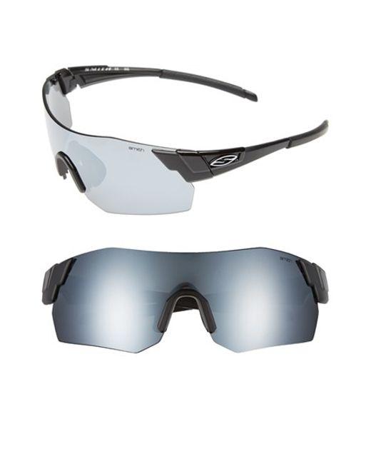 Smith Optics | Black 'pivlock(tm) Arena Max' 130mm Sunglasses for Men | Lyst