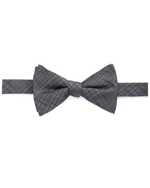 William Rast | Gray Textured Silk Bow Tie for Men | Lyst