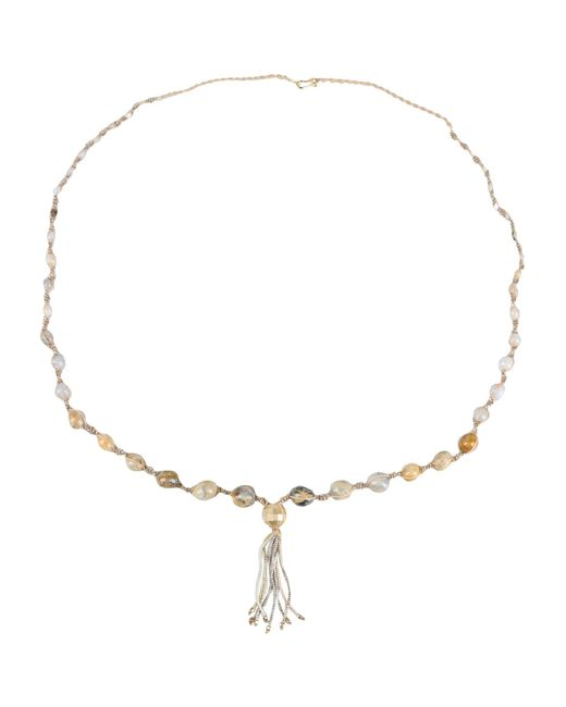 Chan Luu | Natural Necklace | Lyst