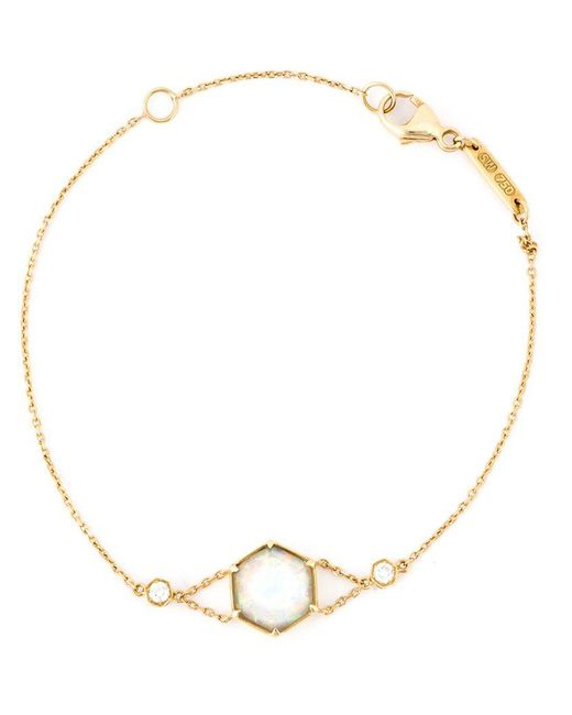 Stephen Webster - Metallic Faceted Quartz And Diamond Bracelet - Lyst