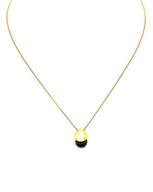 Lara Bohinc - Metallic 'collision' Necklace - Lyst