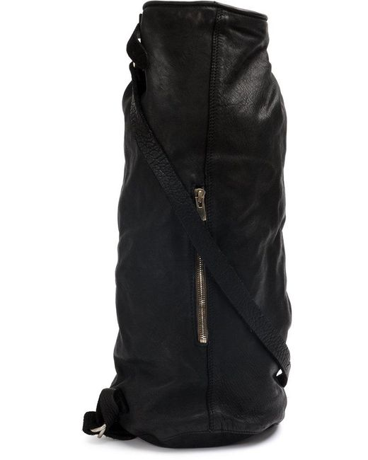 Guidi | Black Oblong Shoulder Bag for Men | Lyst