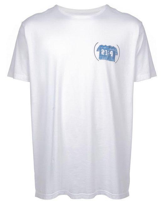 Unfortunate Portrait - White 214 T-shirt - Lyst