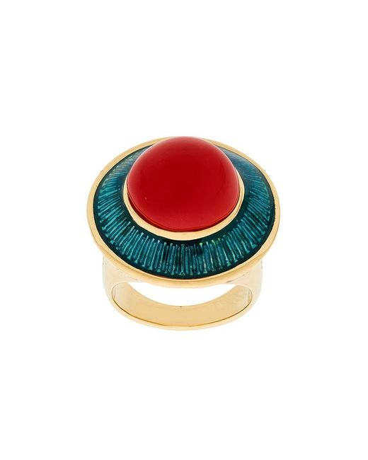 Aurelie Bidermann - Metallic Elvira Ring - Lyst