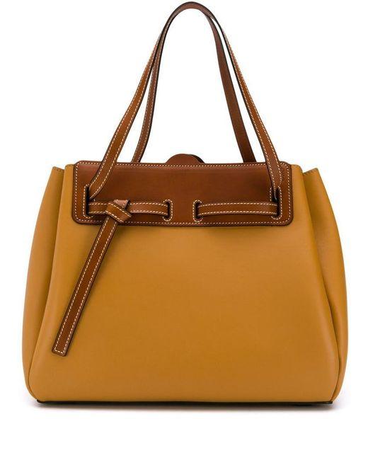 40ee5f470e Loewe - Brown Top Handle Tote Bag - Lyst ...