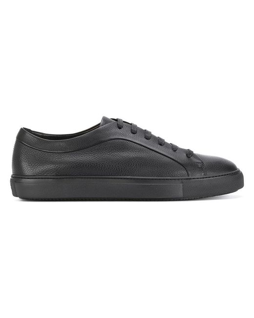 Fratelli Rossetti | Black Lace-up Sneakers for Men | Lyst