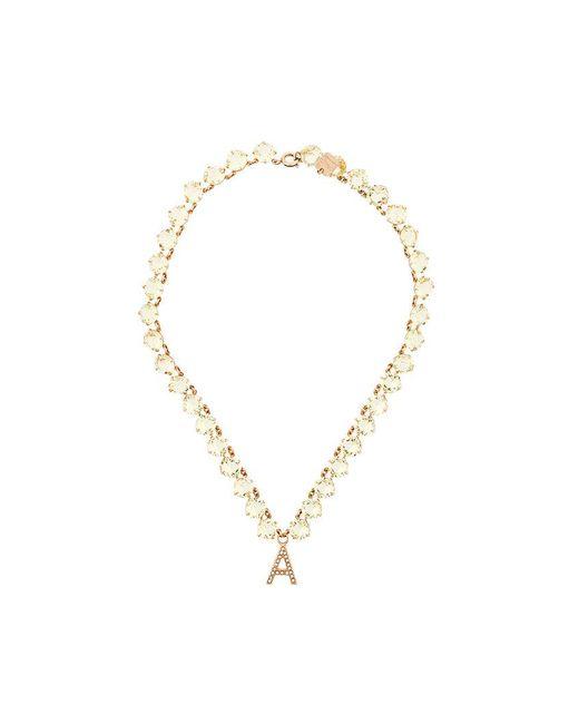 Ca&Lou | Metallic Mia Necklace | Lyst
