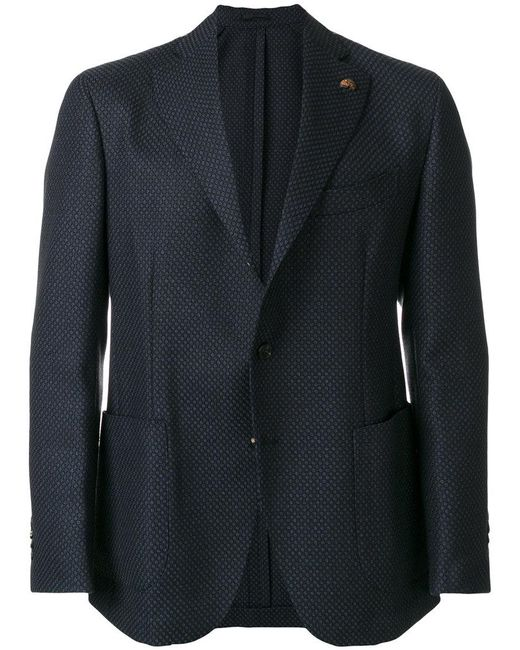 Gabriele Pasini | Blue Formal Blazer for Men | Lyst