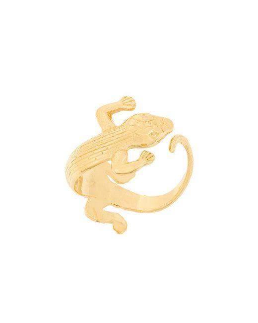 Wouters & Hendrix - Metallic My Favourite Salamander Ring - Lyst