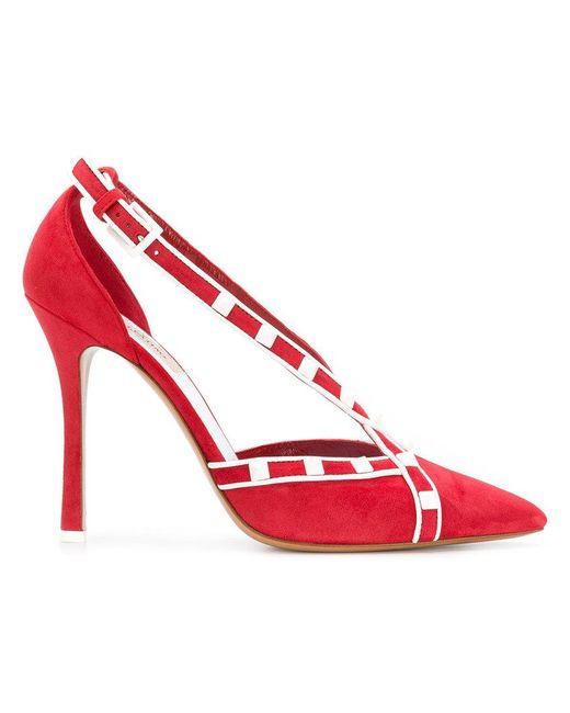 3f03c9864f6d Valentino - Red Garavani Rockstud Free Pumps - Lyst ...