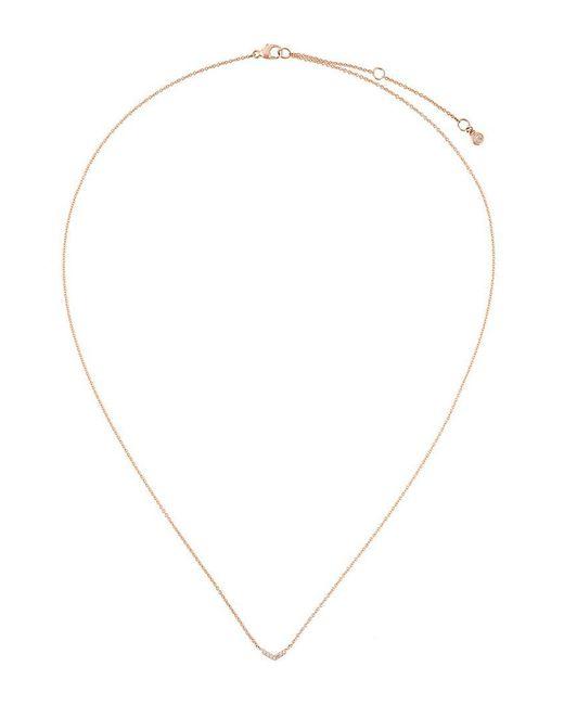 Astley Clarke | Blue 'varro Honeycomb' Diamond Pendant Necklace | Lyst