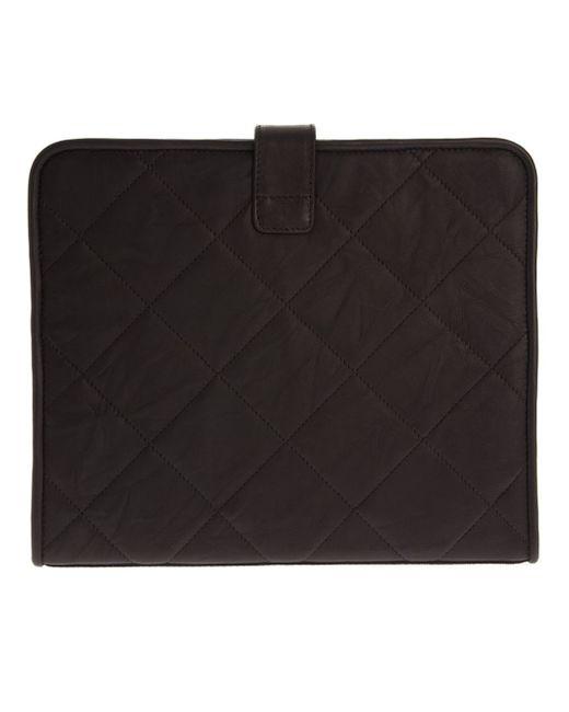Lanvin | Black Ipad Case | Lyst