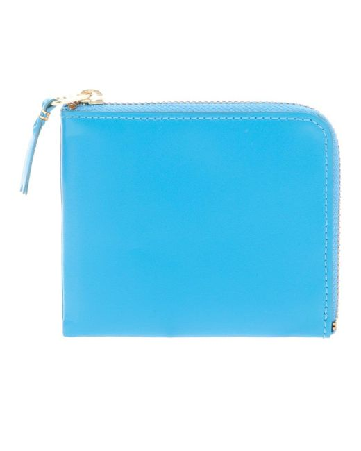 Comme des Garçons | Blue - Leather Purse - Women - Leather - One Size | Lyst