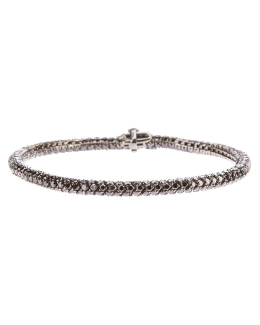Christian Koban | Clou Black Diamond Bracelet | Lyst