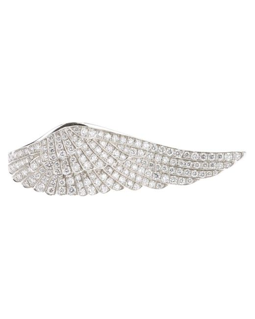 Garrard | Metallic Wing Ring | Lyst