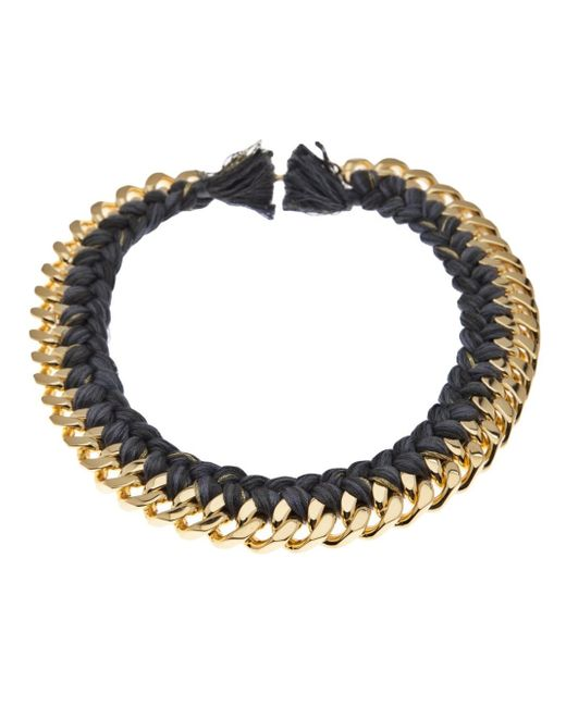 Aurelie Bidermann | Gray 'do Brasil' Necklace | Lyst