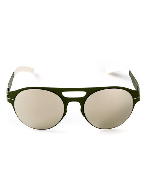 Mykita   Green 'hudson' Sunglasses   Lyst