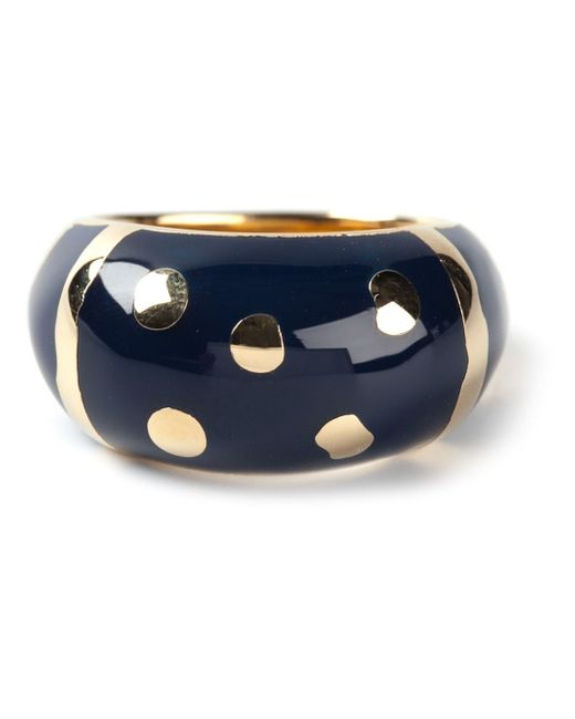 Aurelie Bidermann | Metallic 'rive Gauche' Ring | Lyst