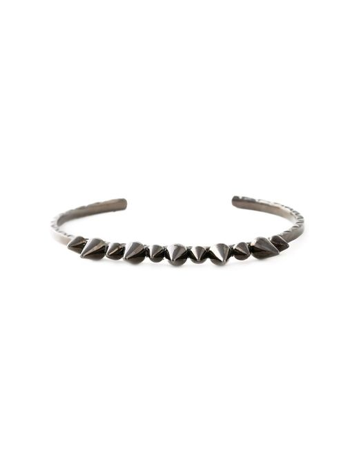 Joelle Jewellery | Metallic Joëlle Jewellery 'spike' Bangle | Lyst