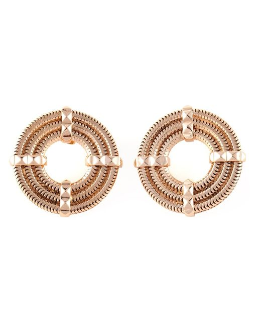 Lara Bohinc | Pink 'apollo' Earrings | Lyst