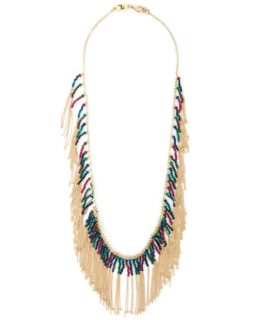 Rosantica   Metallic 'nepal' Necklace   Lyst