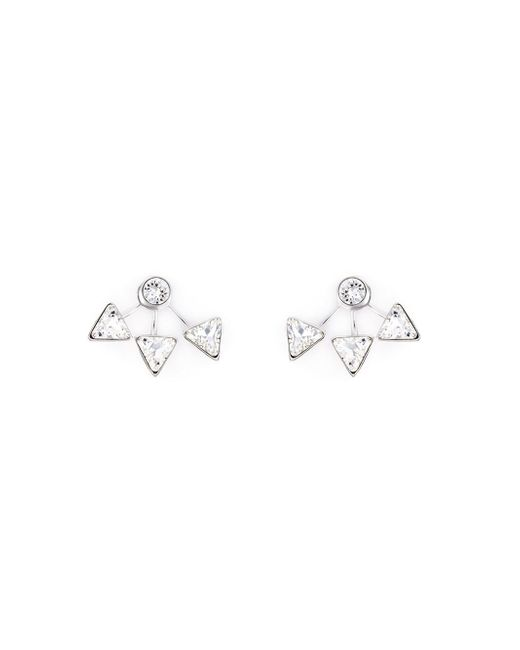 Ca&Lou | Metallic Arrow Motif Earrings | Lyst