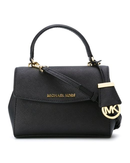 be31753c27fd Michael michael kors Extra Small 'ava' Crossbody Bag Women Leather One Size  in Black
