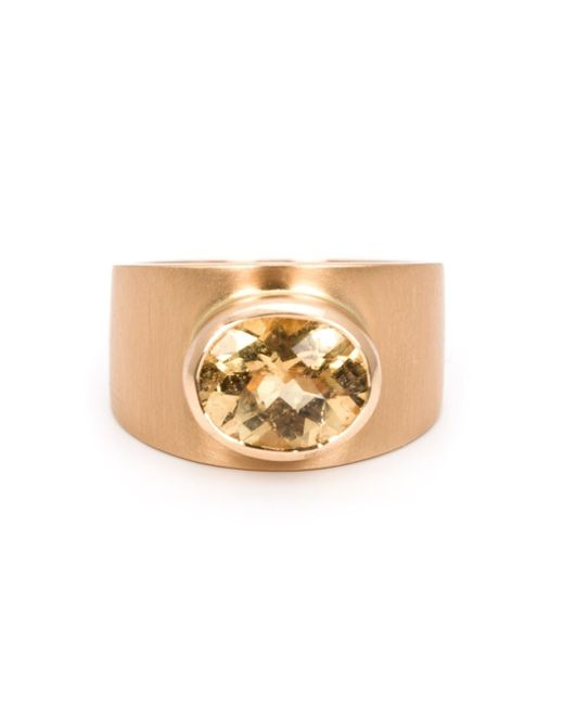 Irene Neuwirth | Metallic 18kt Rose Gold 'one Of A Kind' Ring | Lyst