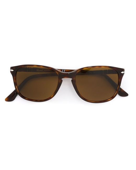 Persol | Brown - 'po3133s' Sunglasses - Unisex - Acetate - One Size | Lyst
