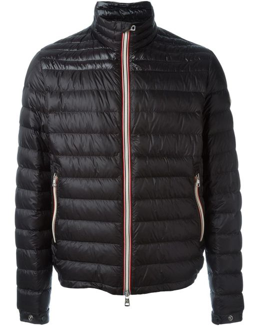 Moncler | Black Daniel Down Jacket for Men | Lyst