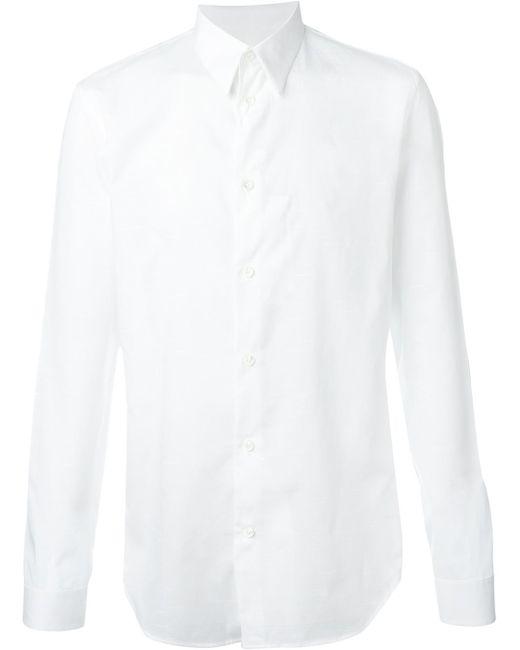 Maison Margiela   White Classic Formal Shirt for Men   Lyst