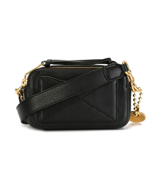 Marc Jacobs Recruit Camera Cross Body Bag In Black Lyst