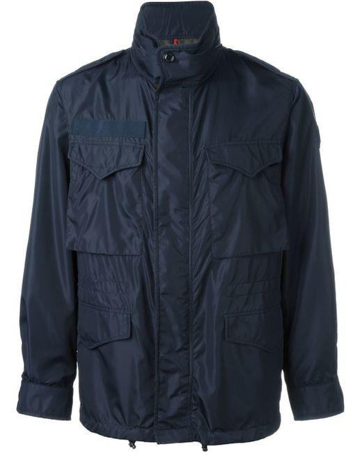 Moncler | Blue 'danick' Padded Jacket for Men | Lyst