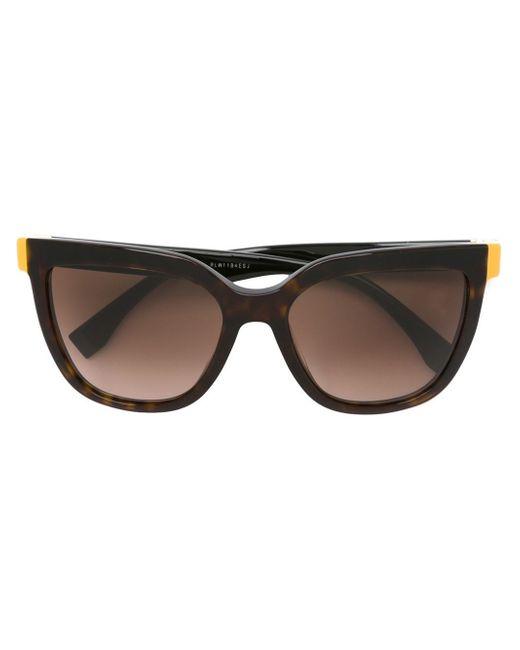 c41f6891518e Fendi Cat Eye Sunglasses in Black
