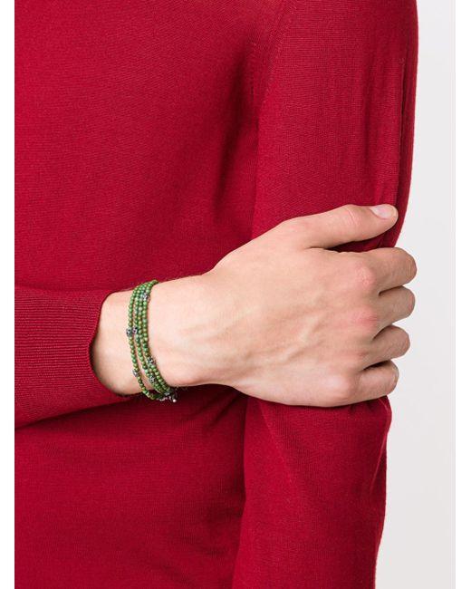 M Cohen | Green Multi-bracelet | Lyst