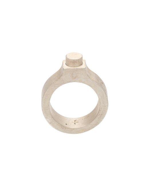 Parts Of 4 - Metallic Flat Sphere Ring - Lyst