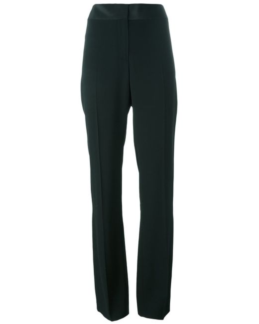 Maison Margiela | Black - Heavy Enver Satin Trousers - Women - Silk/cotton/viscose/virgin Wool - 42 | Lyst
