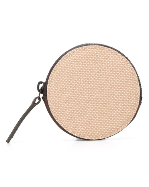 Troubadour   Natural Fabric + Leather Headphone/coin Case   Lyst