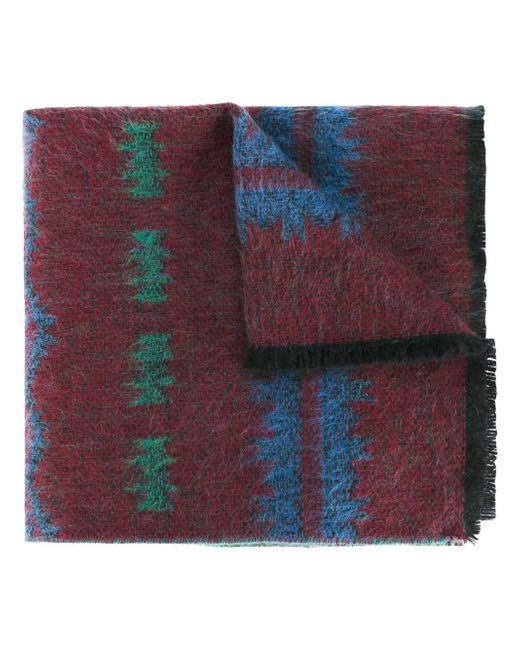 Valentino   Multicolor Garavani Jacquard Wool-cashmere Scarf for Men   Lyst