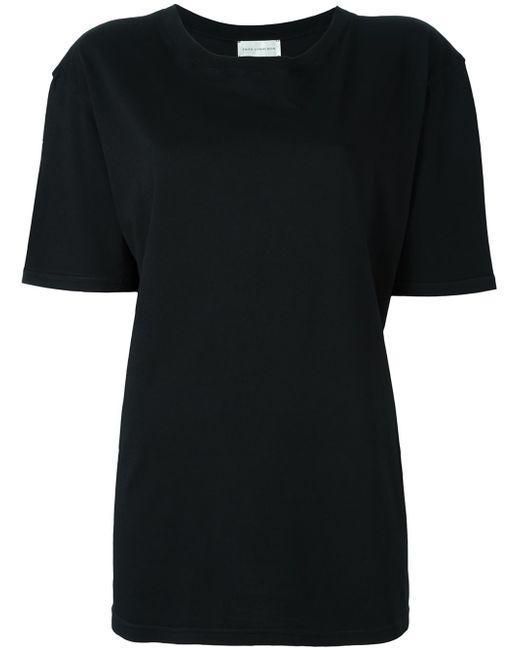 Faith Connexion Boyfriend Fit T Shirt In Black Lyst