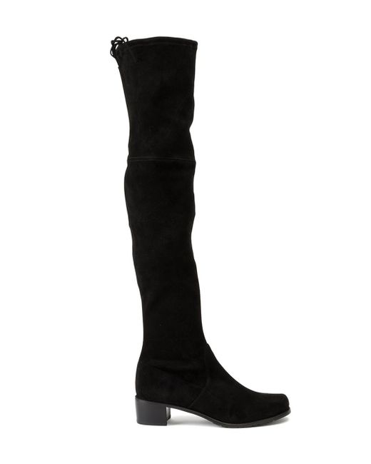 Stuart Weitzman | Brown Midland Suede Over-the-knee Boots | Lyst